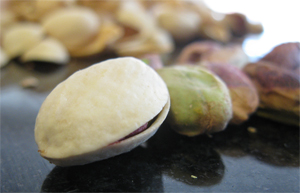 the unopenable pistachio